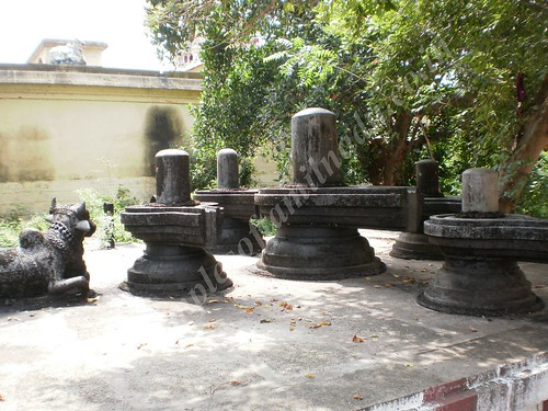Pancha Lingam at Thirupungur