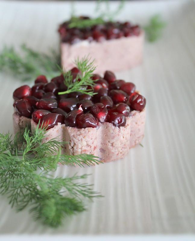 red bean pate