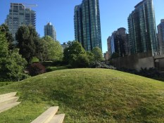 Coal Harbour green space