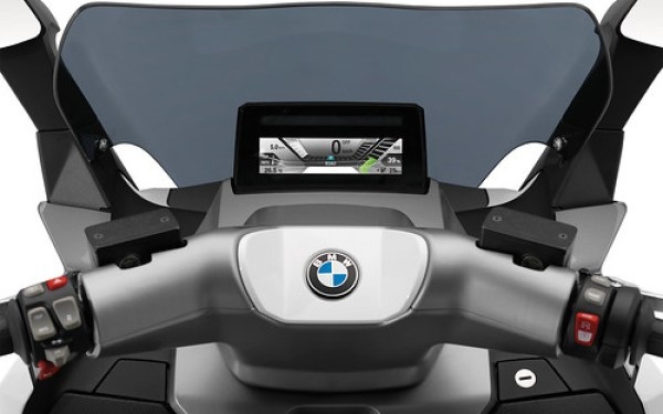 BMW C Evolution detalles 11