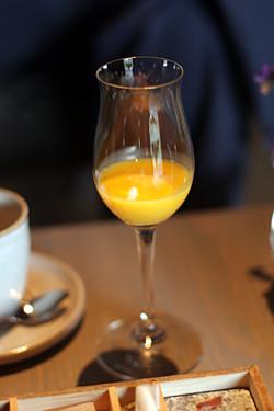 Fäviken egg liquor