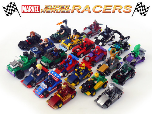 Marvel Racers