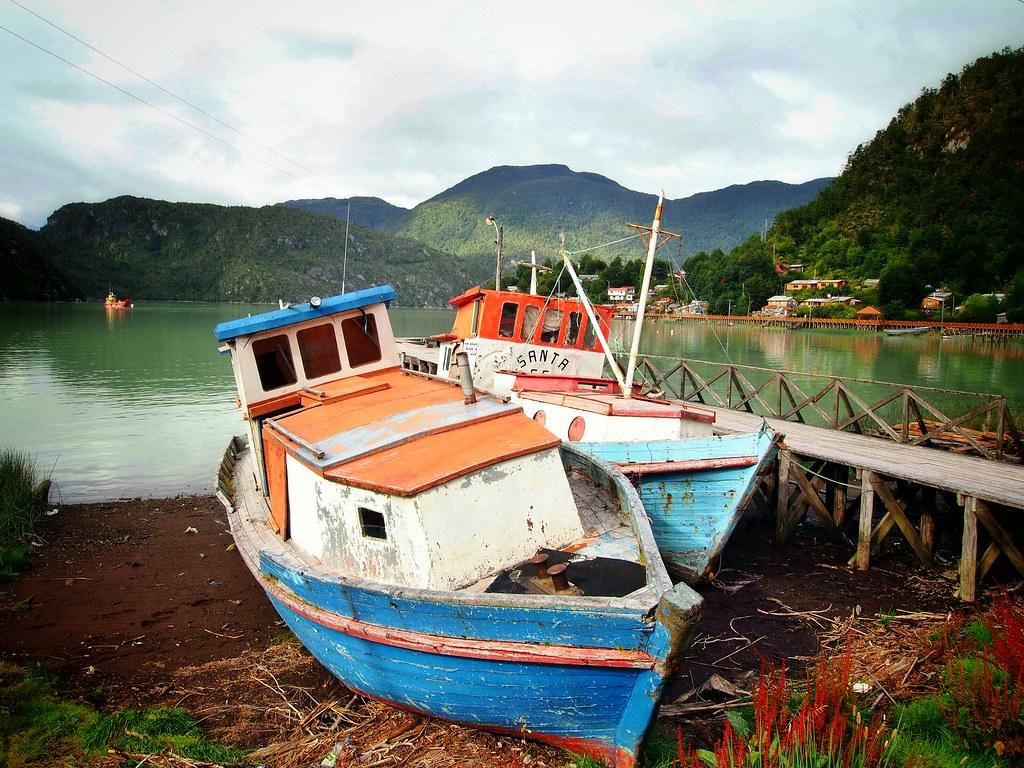 Tortel Boats