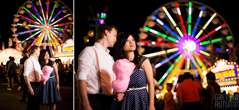 Toronto CNE Engagement Photography 0019