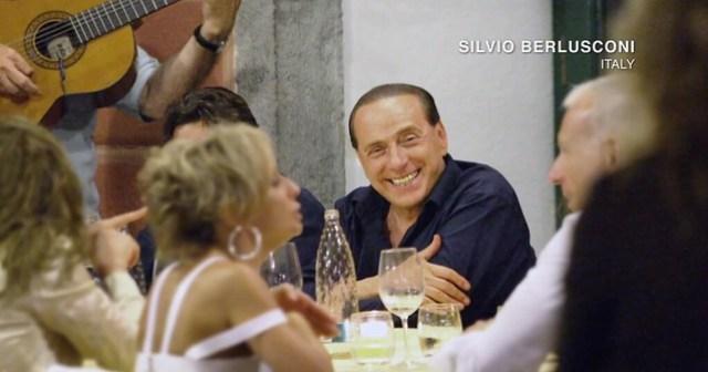 Tyran Siivio Berlusconi