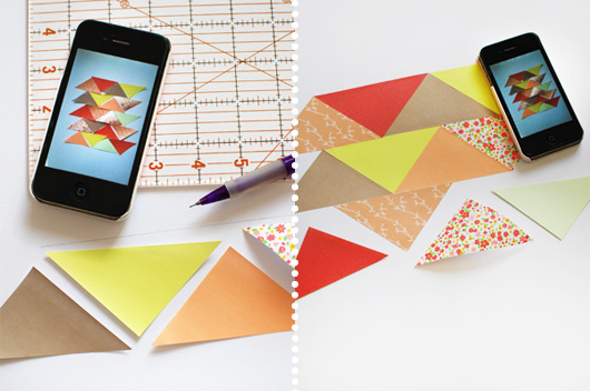 Make Me: Paper Patchwork Art