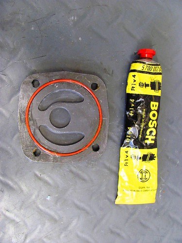 Grease to Hold Oil Pump Cover O-ring