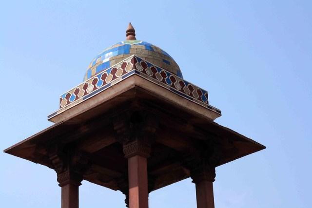City Monument - Restored Ruin, Humayun's Tomb