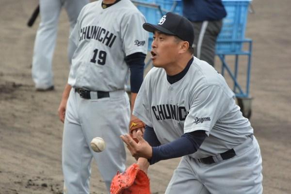 山本昌選手