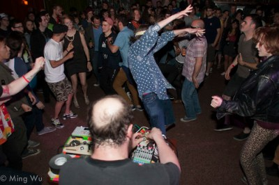 Dan Deacon @ The Drake Hotel Underground