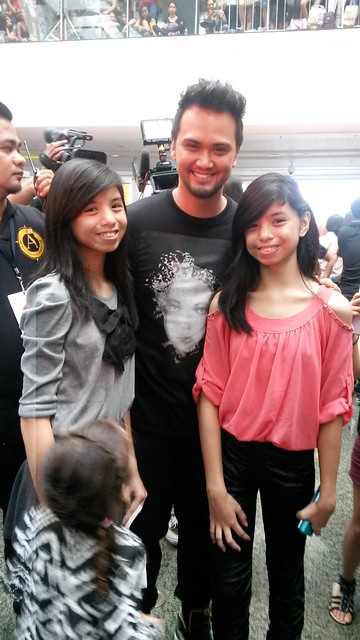 with Billy Joe Crawford