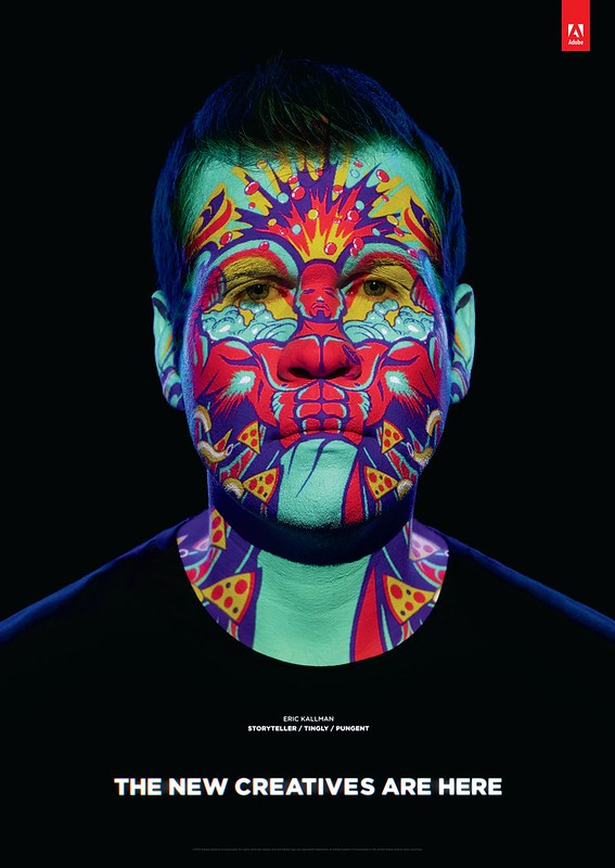 Adobe - The New Creatives Are Here 4