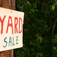How to make bank with yard sales
