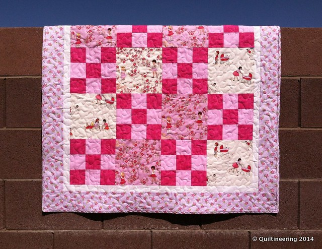 Quilts for Kids Charity Quilt