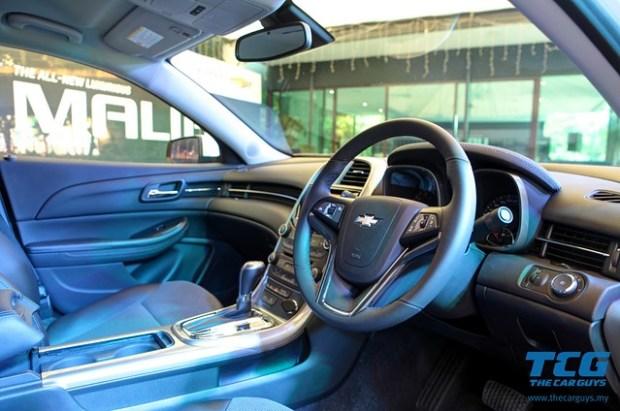 Chevrolet Malibu (7)