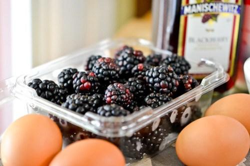 Blackberry Wine Ice Cream-2