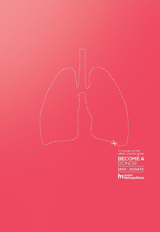 Become A Donor - Lungs