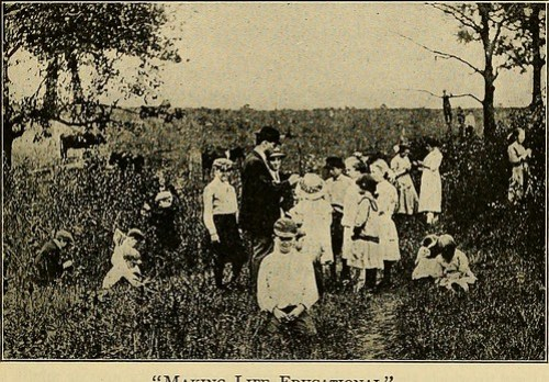 "Image from page 320 of ""Community civics and rural life"" (1920)"