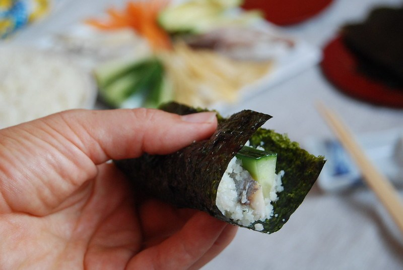 Temaki: Easy Sushi for a Crowd