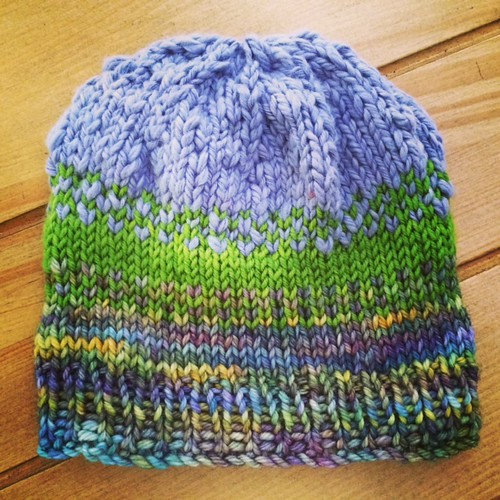 Golden Pear Beanie