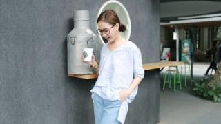 [穿搭] 輕便的涼脫鞋主義者 ♥ www.mijily.com