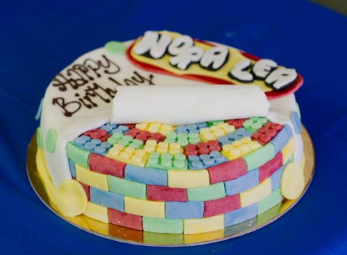 Nora Lea's Lego Party