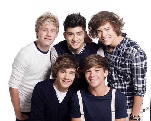 One Direction: Boy Band Pop del Reino Unido