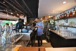 The bar area | Bufala