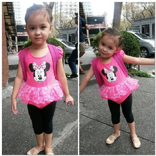 lucia's minnie mouse outfit