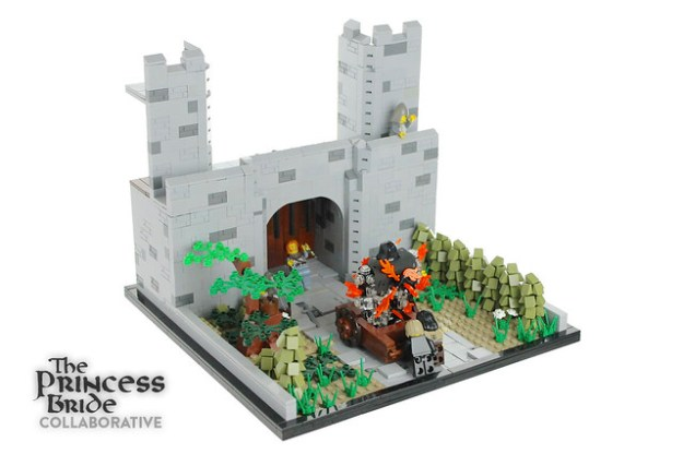Storming the Castle 1