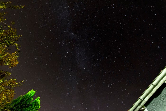 Stjärnklart i Mörrum
