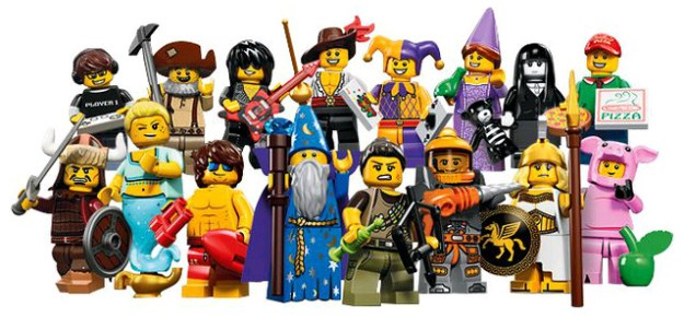 LEGO Collectible Minifigures Series 12