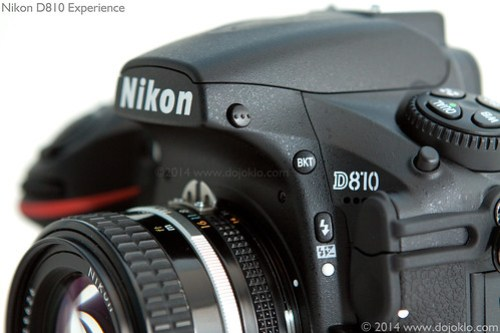 Nikon D810 manual guide setup tips tricks how to use quick start recommend setting