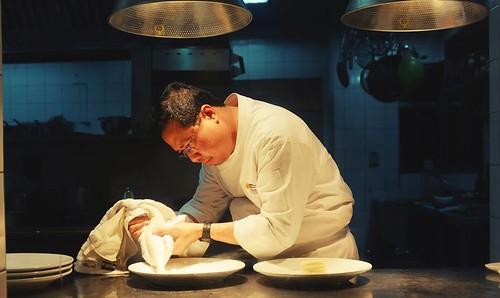 Chef Ariel Manuel  of Lolo Dad's