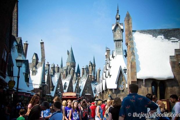 Harry Potter World Village