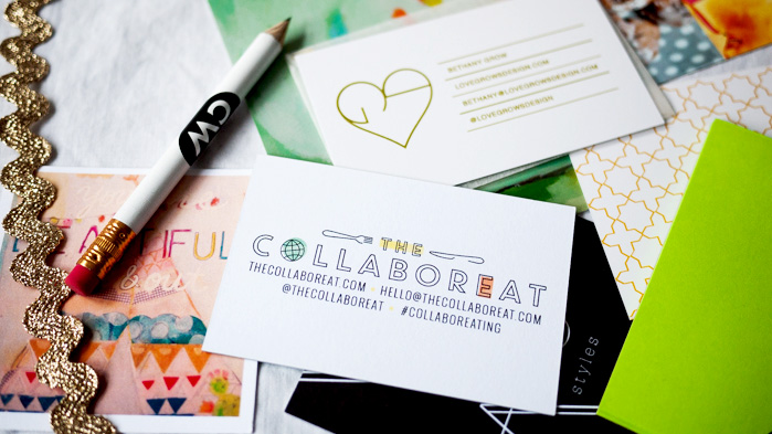 Alt Summit Summer 2014 Business Cards - The Collaboreat