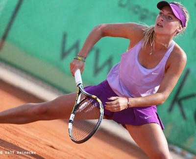 Ana Bogdan - Ladies Open Hechingen 2014 10   Flickr - Photo Sharing!