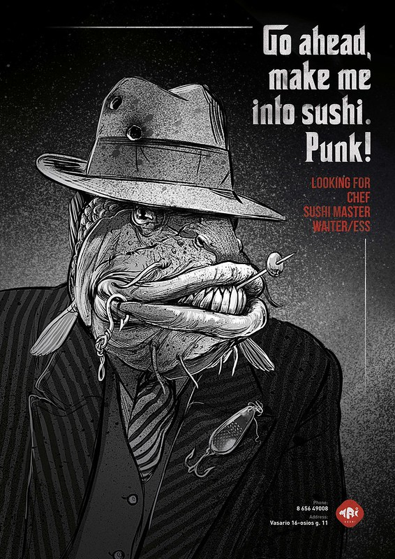 Mai Sushi Job - Sea Gangsters 1