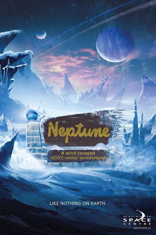 Space Center - Neptune