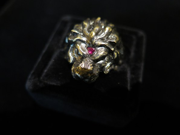 Solange Azagury-Partridge Lionheart Ring