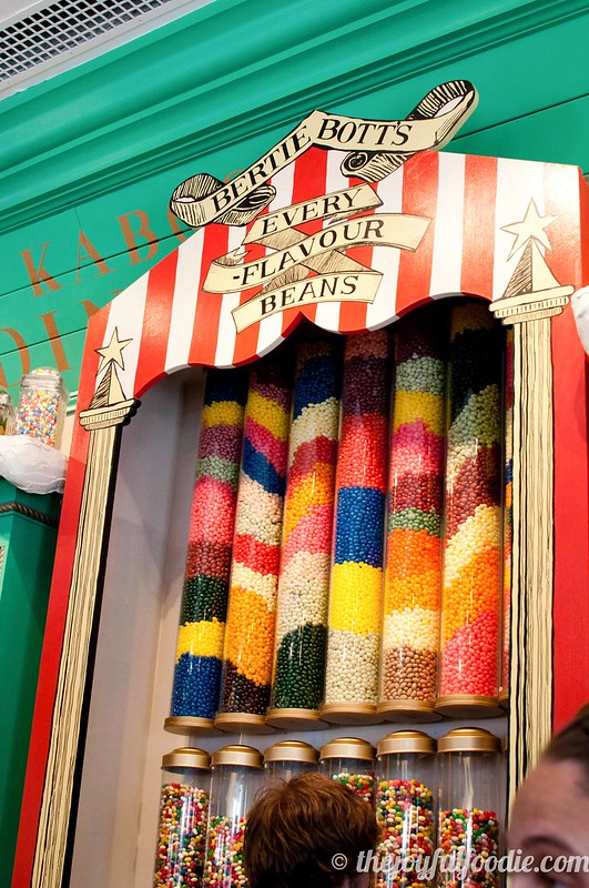 Honeydukes Bertie Botts