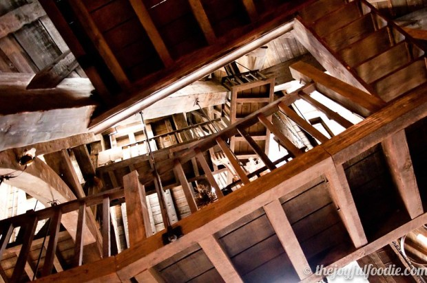Three Broomsticks Ceiling