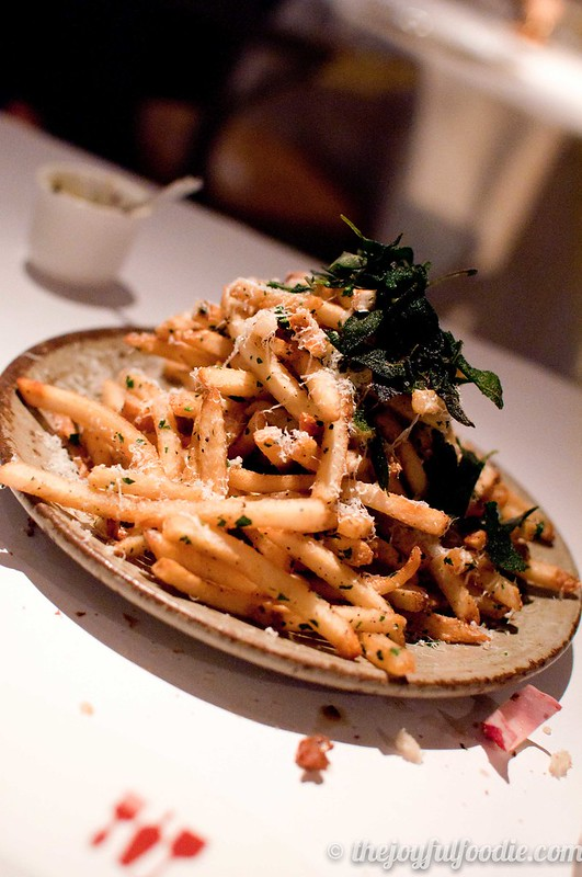 Bottega Truffle Fries