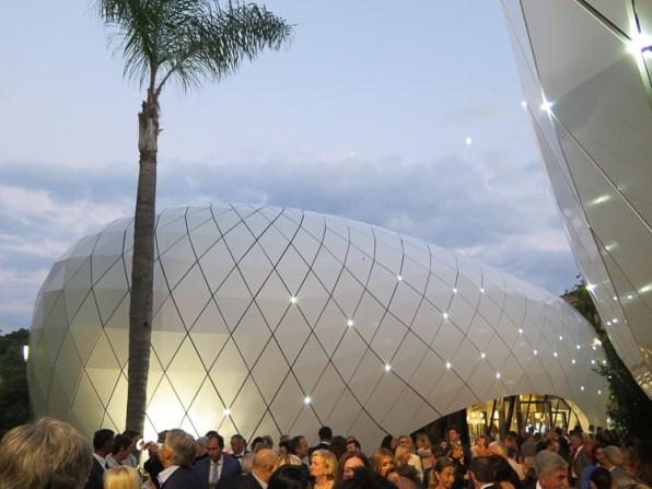 Pavillons de Monte Carlo Inauguration