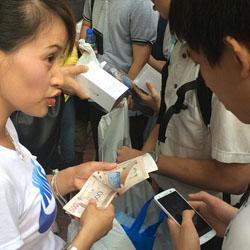 China podrá disfrutar del nuevo iPhone 6 y iPhone 6 Plus