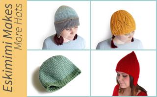Eskimimi Makes More Hats eBook