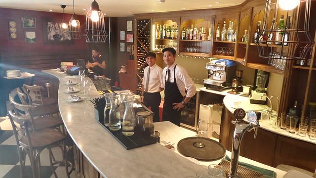 La Cabrera bar