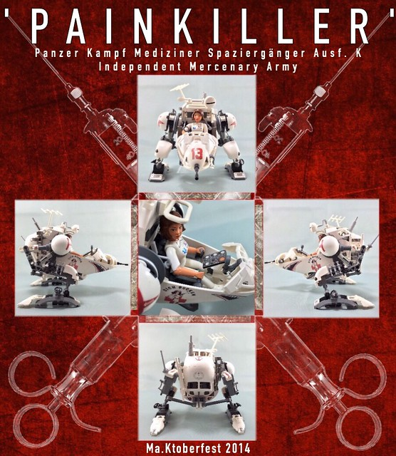 Mercenary 'Painkiller' PKMS Ausf. K