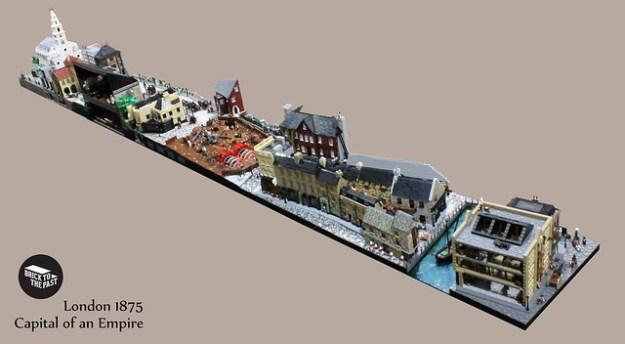 London 1875 Capital of an Empire