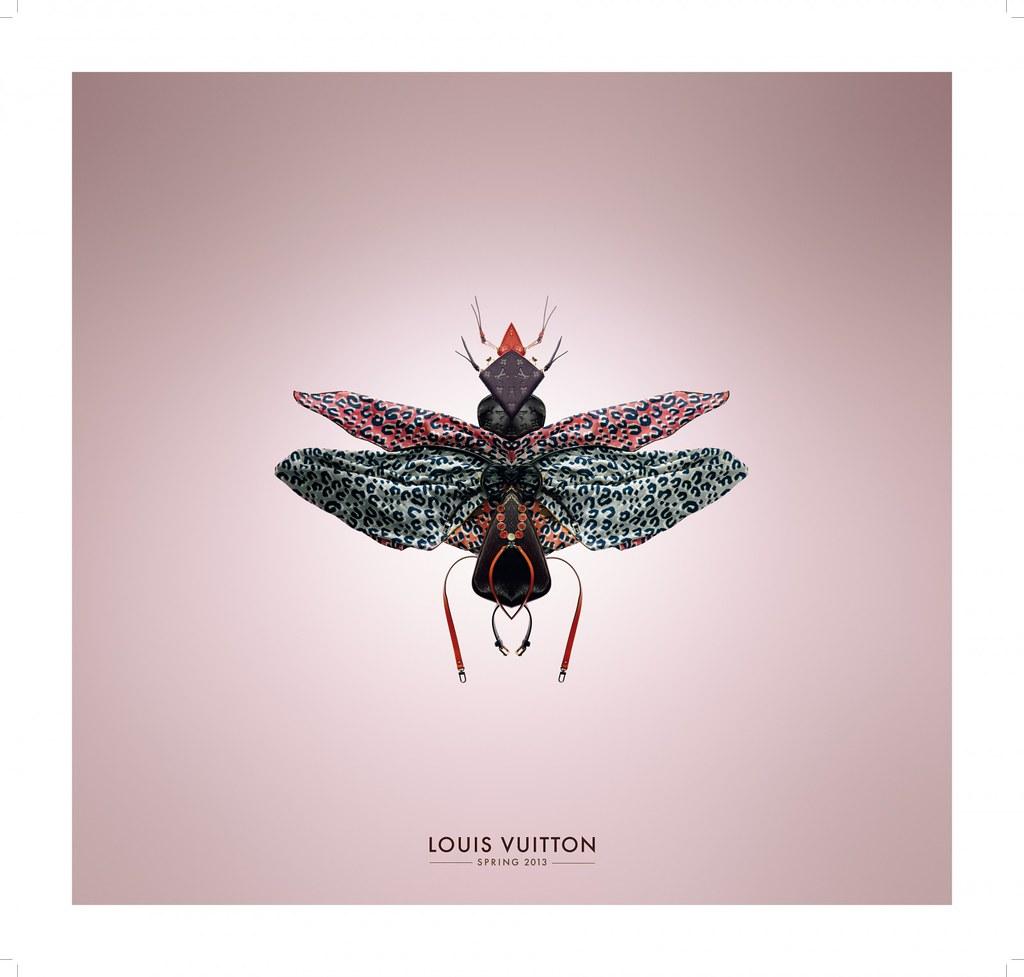 Louis Vuitton Spring 2013 - Bugs 4